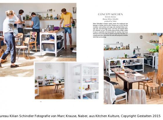 Kitchen Kulture: Concept Kitchen, Karlsruhe, Germany