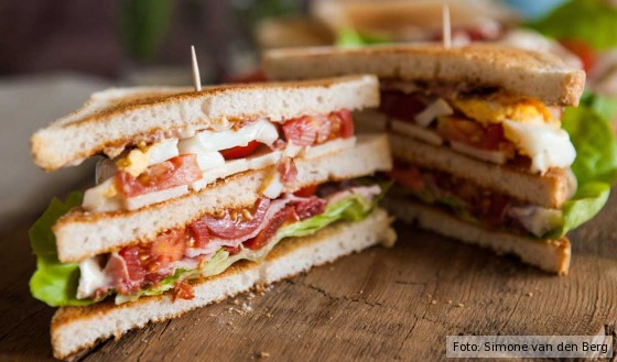 Sandwich, Snack, Sandwich-Rezept, Toastbrot, Imbiss, Snackpause, Snack für zwischendurch, belegtes Brot