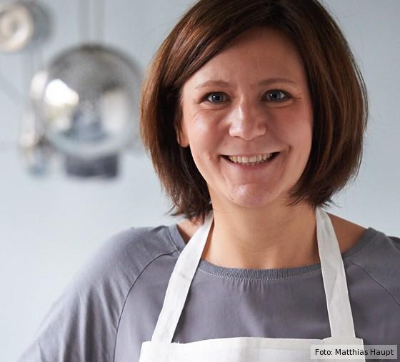 Käse-Sahne-Torte, Profilbild Marion Heidegger