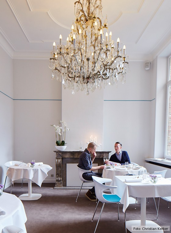 Brügge, Restaurant Zeno, Reinout Reniere, Michele Wolken