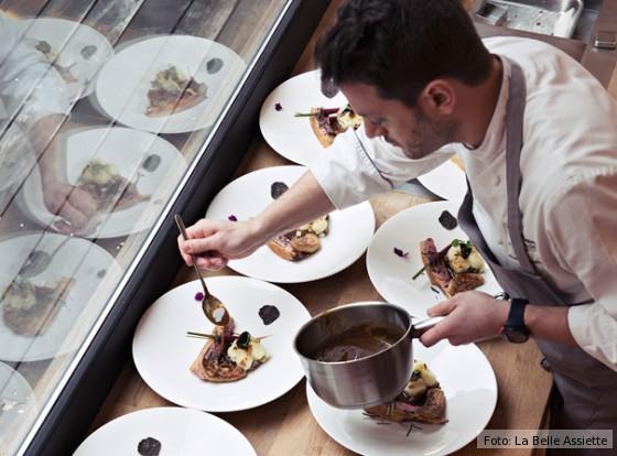 Ein Privatkoch für Zuhause: La Belle Assiette