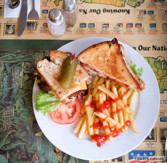 Nalu American Diner
