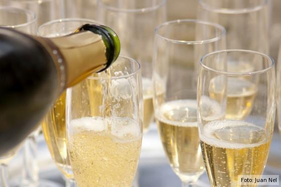 Sekt ist ein beliebtes Getränk zum Anstoßen bei besonderen Gelegenheiten