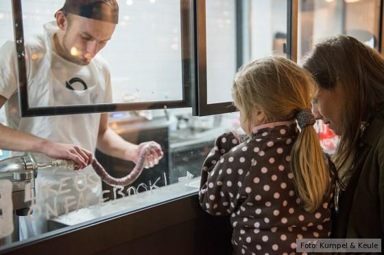 Gläserne Produktion: Kumpel & Keule setzt auf Transparenz