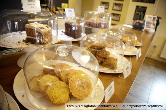 Lanercost Tea Room Nordengland