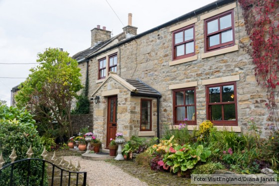 Dales Accommodation im Yorkshire Dales National Park