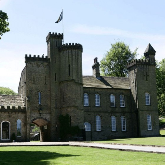 Carr Hall Castle in Yorkshire