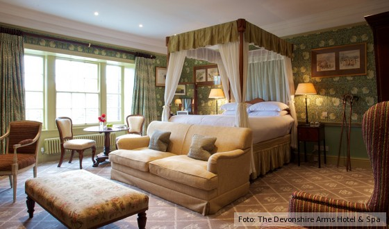 The Devonshire Arms Hotel & Spa in North Yorkshire