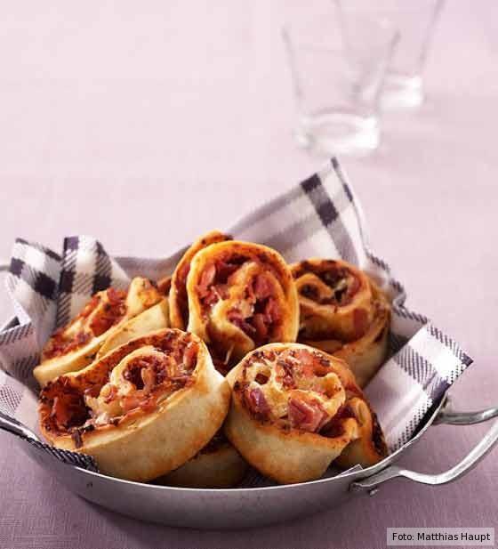 Pizza-Schnecke