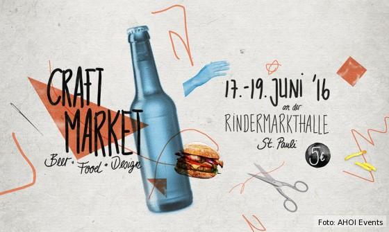 Craft Market Hamburg 2016 Rindermarkthalle Teaser