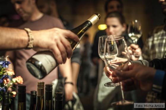 Weinverkostung bei der Langen Nacht der Weine