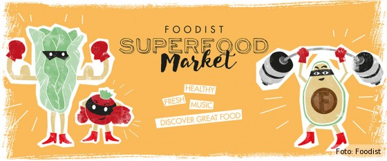 Superfood-Market in Hamburg von Foodist