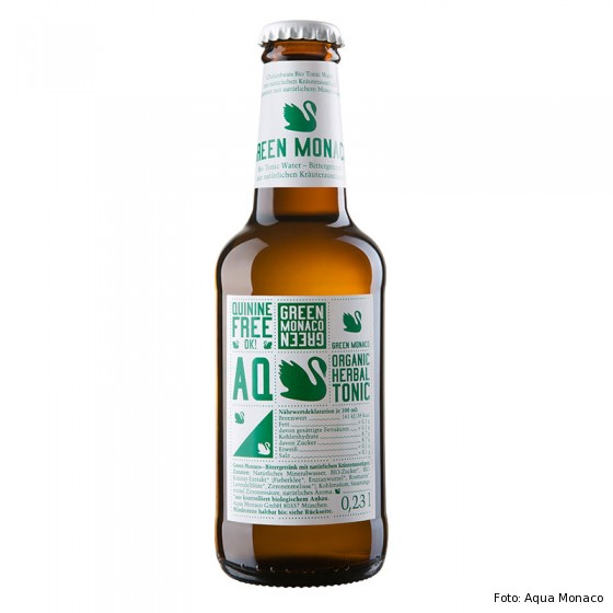 Aqua Monaco Green Herbal Tonic