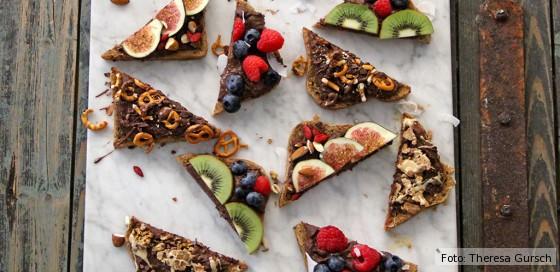 Schokolade, Hummus, Schoko-Hummus, Creme, Kichererbsen, schokoladig, Dip, Dessert, Nachspeise, Brotaufstrich