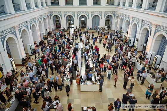 Über 600 Weine von 172 Produzenten auf der VINORELL in Hamburg