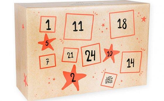 tskalender, Weihnachten, Just Spices, Gewürze, Türchen, Advent